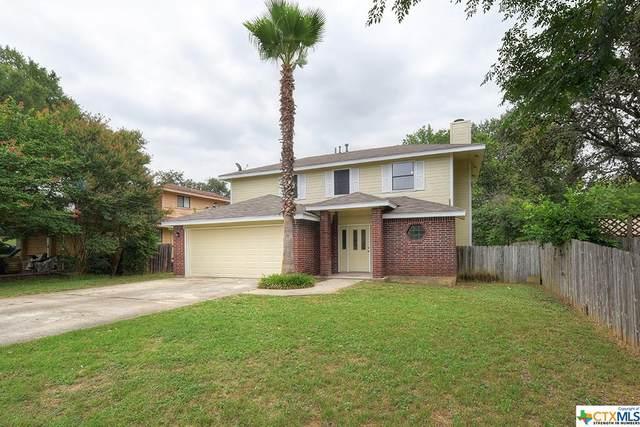 1705 Ramona Circle, San Marcos, TX 78666 (MLS #414744) :: Kopecky Group at RE/MAX Land & Homes