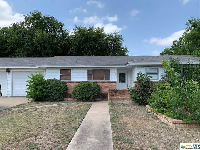 601 Sutton Drive, Killeen, TX 76541 (MLS #414746) :: Vista Real Estate
