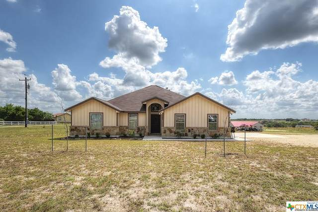 165 Lakeview Circle, La Vernia, TX 78121 (MLS #414758) :: Brautigan Realty