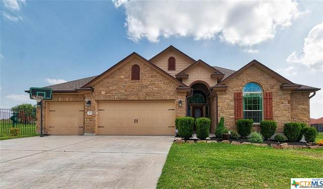 3407 Cayuga Drive, Harker Heights, TX 76548 (#414760) :: First Texas Brokerage Company