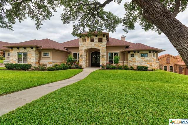 2125 Balcones Place, Belton, TX 76513 (MLS #414762) :: Brautigan Realty