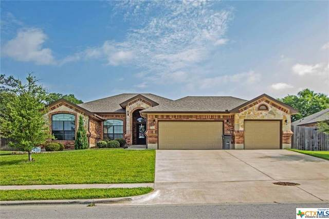 1013 Doc Whitten Drive, Harker Heights, TX 76548 (#414776) :: First Texas Brokerage Company