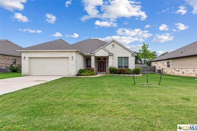 10403 Findley Drive, Temple, TX 76502 (MLS #414803) :: Kopecky Group at RE/MAX Land & Homes