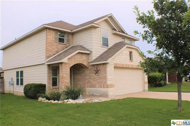10009 Smock Mill Lane, Temple, TX 76502 (MLS #414807) :: Isbell Realtors