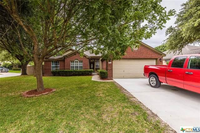4501 Danbury Drive, Temple, TX 76502 (MLS #414813) :: Kopecky Group at RE/MAX Land & Homes