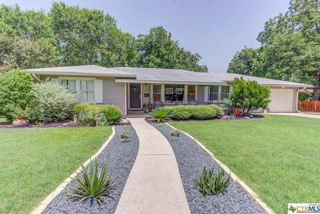 1328 Jackson Street, New Braunfels, TX 78130 (MLS #414847) :: Berkshire Hathaway HomeServices Don Johnson, REALTORS®