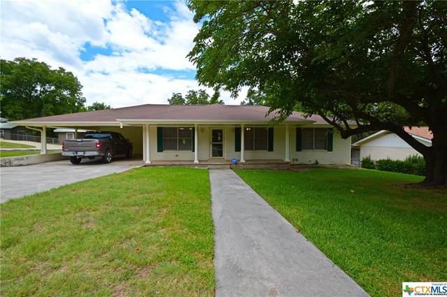 1307 W Avenue A, Lampasas, TX 76550 (MLS #414856) :: The Real Estate Home Team
