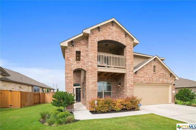 5612 Scenic Lake Drive, Georgetown, TX 78626 (MLS #414882) :: The Zaplac Group
