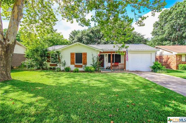 2709 Inwood Road, Temple, TX 76502 (MLS #414883) :: The Zaplac Group