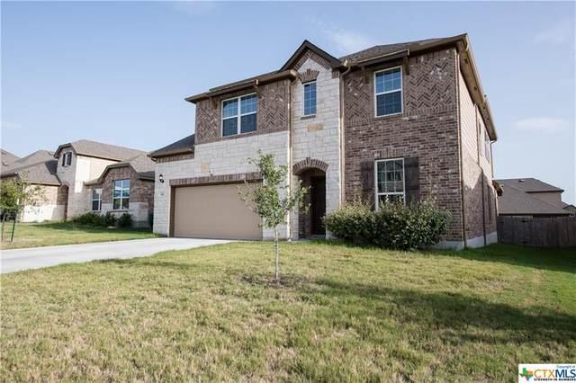 816 Vintage Way, Harker Heights, TX 76548 (MLS #414887) :: Isbell Realtors