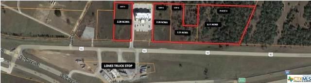 0 90 Highway, Luling, TX 78648 (MLS #414909) :: Brautigan Realty
