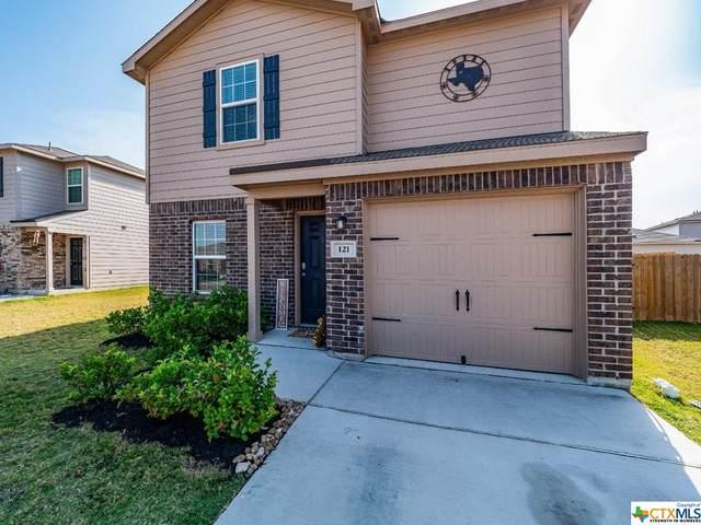 121 Barney Lane 5C, Jarrell, TX 76537 (MLS #414919) :: Isbell Realtors