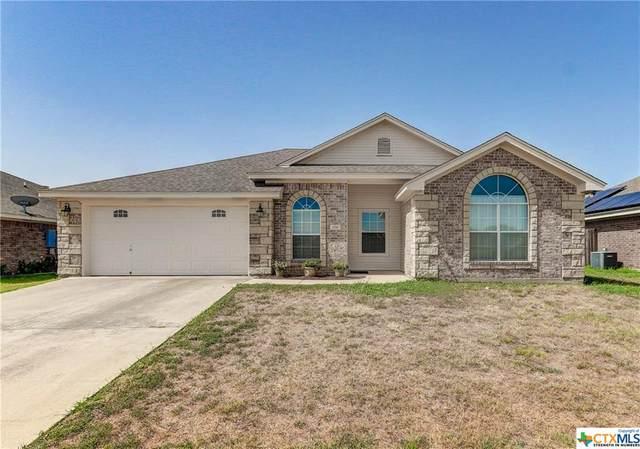 3510 Republic Of Texas Drive, Killeen, TX 76549 (MLS #414946) :: Kopecky Group at RE/MAX Land & Homes