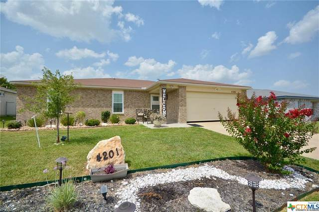 4201 Janelle Court, Killeen, TX 76549 (MLS #414954) :: Kopecky Group at RE/MAX Land & Homes