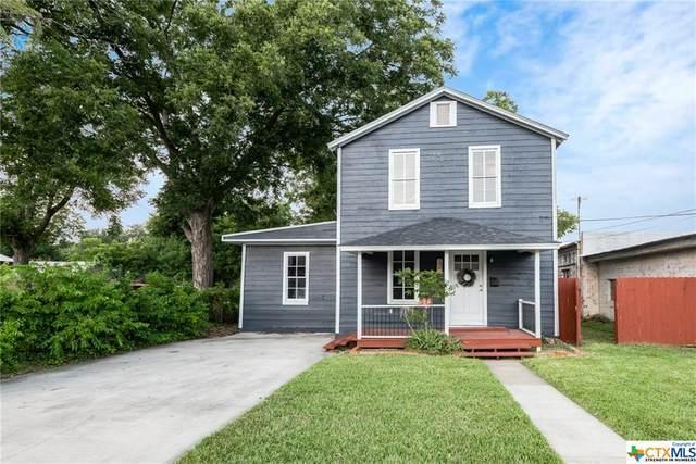 107 N Cherry Street, Seguin, TX 78155 (MLS #414956) :: The Real Estate Home Team