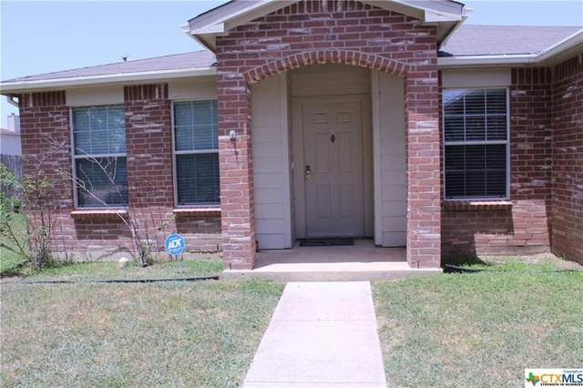 3603 Catalina Drive, Killeen, TX 76549 (MLS #414958) :: Kopecky Group at RE/MAX Land & Homes
