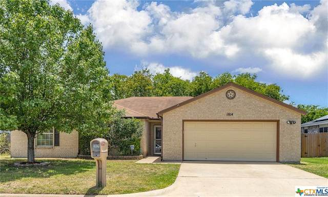 1814 Freedom Loop, Belton, TX 76513 (MLS #414962) :: Brautigan Realty