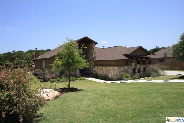 2243 Woodland Bend, Salado, TX 76571 (MLS #414963) :: HergGroup San Antonio Team