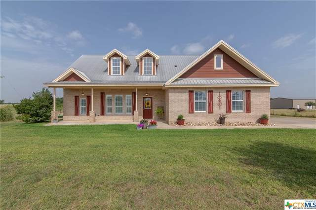9122 Stinnett Mill Road, Salado, TX 76571 (#414966) :: First Texas Brokerage Company