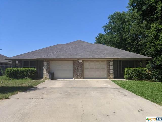 211 W Arlo Road, Harker Heights, TX 76548 (MLS #414971) :: Isbell Realtors