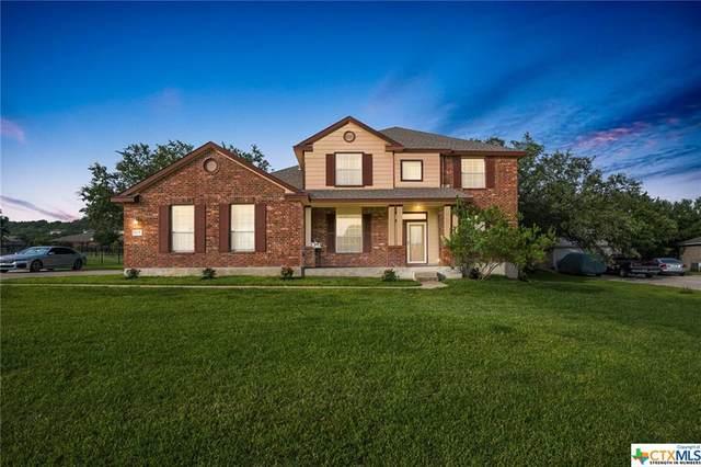 105 Rustler Circle, Harker Heights, TX 76548 (MLS #414974) :: Isbell Realtors