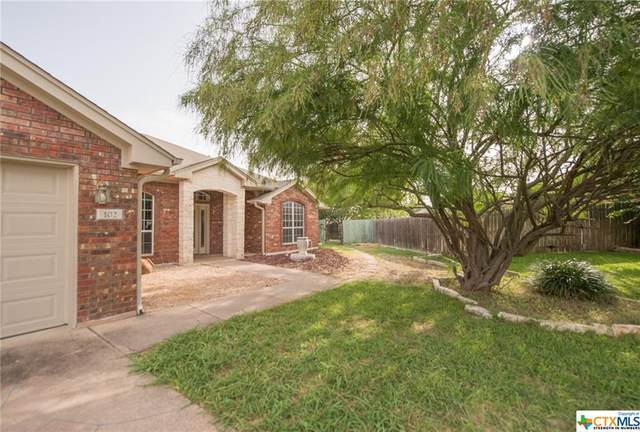 102 Corral Court, Harker Heights, TX 76548 (MLS #414978) :: Isbell Realtors