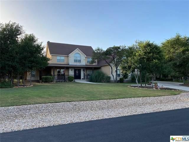 860 NE Oak Bluff Trail, New Braunfels, TX 78132 (MLS #414979) :: Berkshire Hathaway HomeServices Don Johnson, REALTORS®