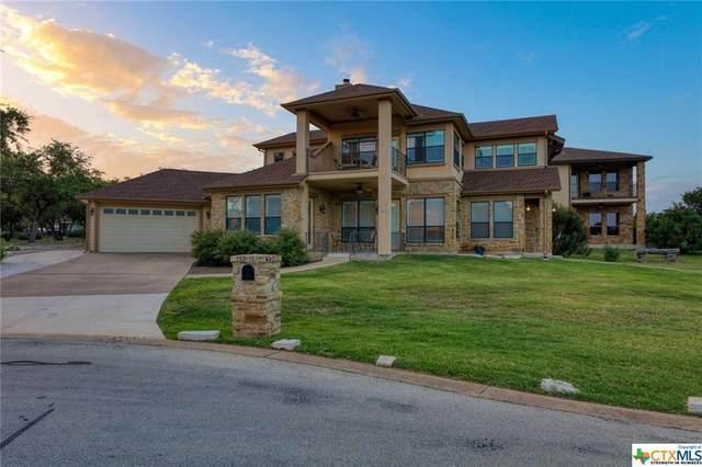 508 Lakeland Circle, Point Venture, TX 78645 (MLS #414980) :: Brautigan Realty