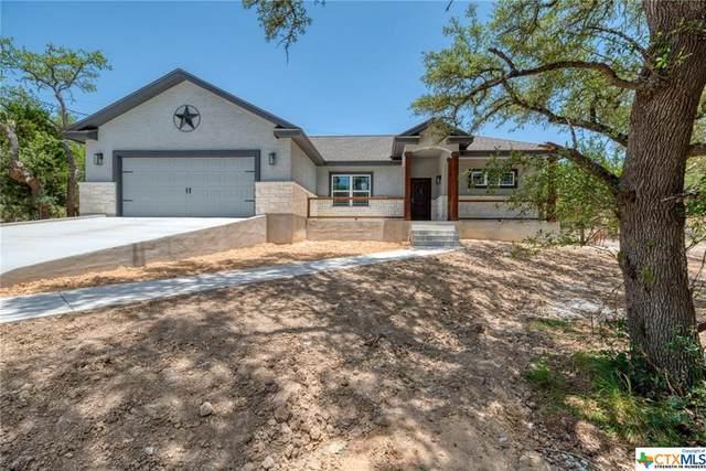 1168 Sundown Trail, Canyon Lake, TX 78133 (MLS #414981) :: Berkshire Hathaway HomeServices Don Johnson, REALTORS®