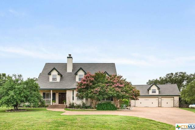 313 S Cassidy Drive, Georgetown, TX 78628 (MLS #414989) :: Berkshire Hathaway HomeServices Don Johnson, REALTORS®
