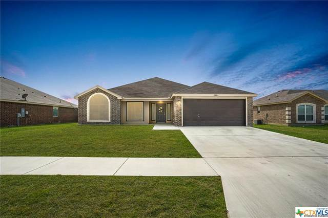 6809 Black Springs Drive, Killeen, TX 76549 (MLS #414992) :: Kopecky Group at RE/MAX Land & Homes