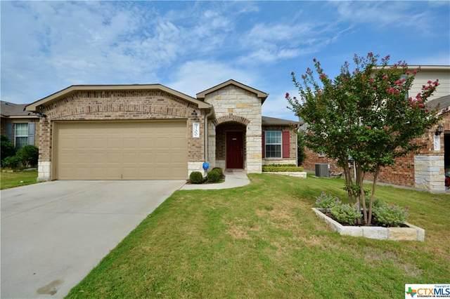 9200 Sandyford Court, Killeen, TX 76542 (MLS #415009) :: Brautigan Realty