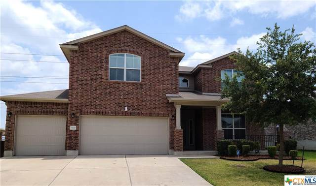 3110 Cricklewood Drive, Killeen, TX 76542 (#415010) :: Realty Executives - Town & Country