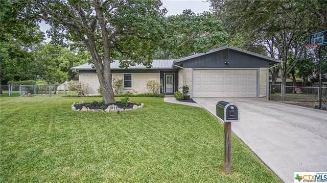 1019 Clover Circle, New Braunfels, TX 78130 (MLS #415021) :: Brautigan Realty
