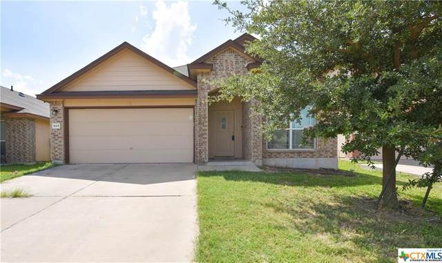 5001 Allegany Drive, Killeen, TX 76549 (MLS #415024) :: The Zaplac Group