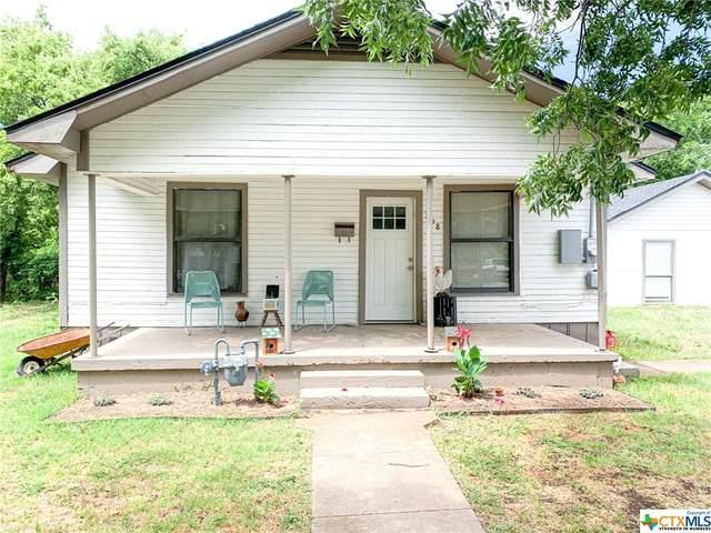 308 N Harrison Street, McGregor, TX 76657 (MLS #415039) :: Brautigan Realty