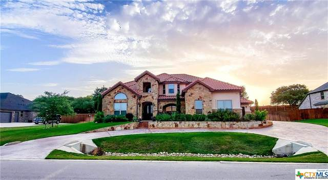 3028 Heritage Loop, Nolanville, TX 76559 (MLS #415044) :: Brautigan Realty