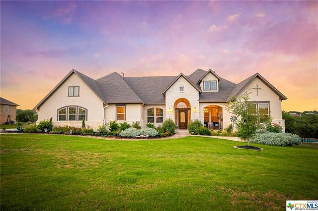 1509 Tramonto, New Braunfels, TX 78132 (#415070) :: First Texas Brokerage Company