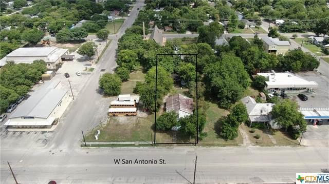 1239 W San Antonio Street, New Braunfels, TX 78130 (MLS #415082) :: Isbell Realtors