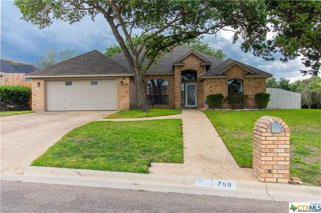 700 Honeysuckle Circle, Harker Heights, TX 76548 (#415114) :: Realty Executives - Town & Country