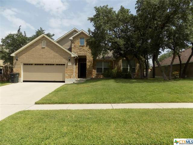 6009 Siltstone Loop, Killeen, TX 76542 (MLS #415119) :: RE/MAX Family