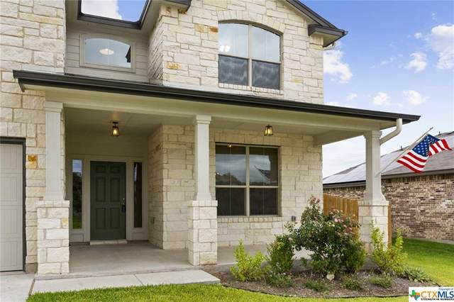 8611 Pleasant Trail Drive, Temple, TX 76502 (MLS #415121) :: RE/MAX Family