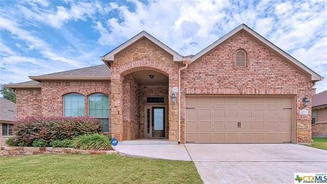 4009 Woodhaven Drive, Nolanville, TX 76559 (MLS #415125) :: Brautigan Realty