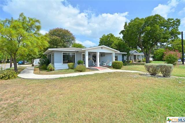 1392 W Coll Street, New Braunfels, TX 78130 (#415127) :: Realty Executives - Town & Country
