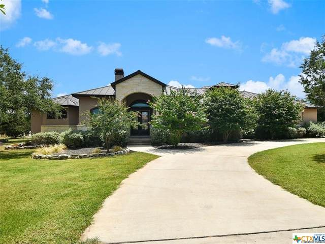2219 Ranch Loop Drive, New Braunfels, TX 78132 (#415142) :: First Texas Brokerage Company