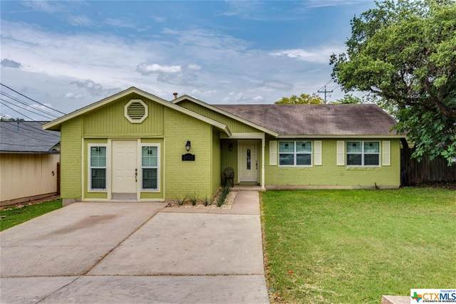 1902 Nevada Street, San Marcos, TX 78666 (MLS #415153) :: The Zaplac Group