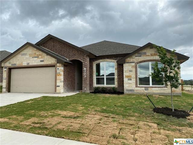 8303 Grayson Trail, Killeen, TX 76542 (MLS #415158) :: The Real Estate Home Team