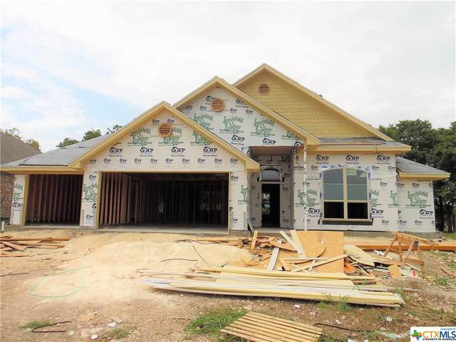 7102 Golden Heart, Temple, TX 76502 (MLS #415167) :: Vista Real Estate