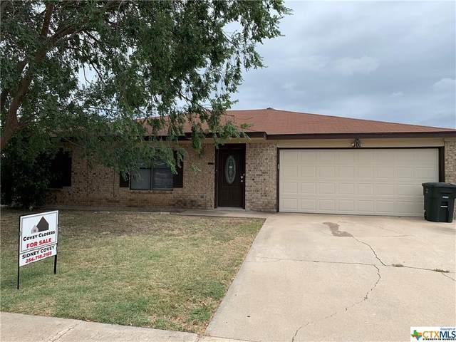 301 Carly Drive, Killeen, TX 76542 (MLS #415183) :: Brautigan Realty