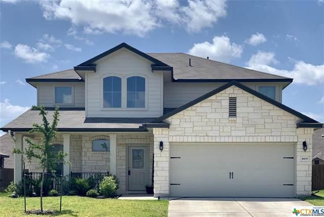 4809 Katy Creek Lane, Killeen, TX 76549 (MLS #415187) :: The Zaplac Group